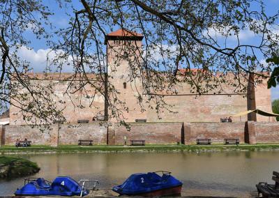 Gyulai vár és csónakázótó
