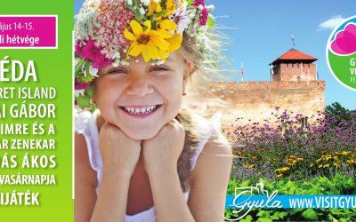 Gyulai virágok fesztiválja