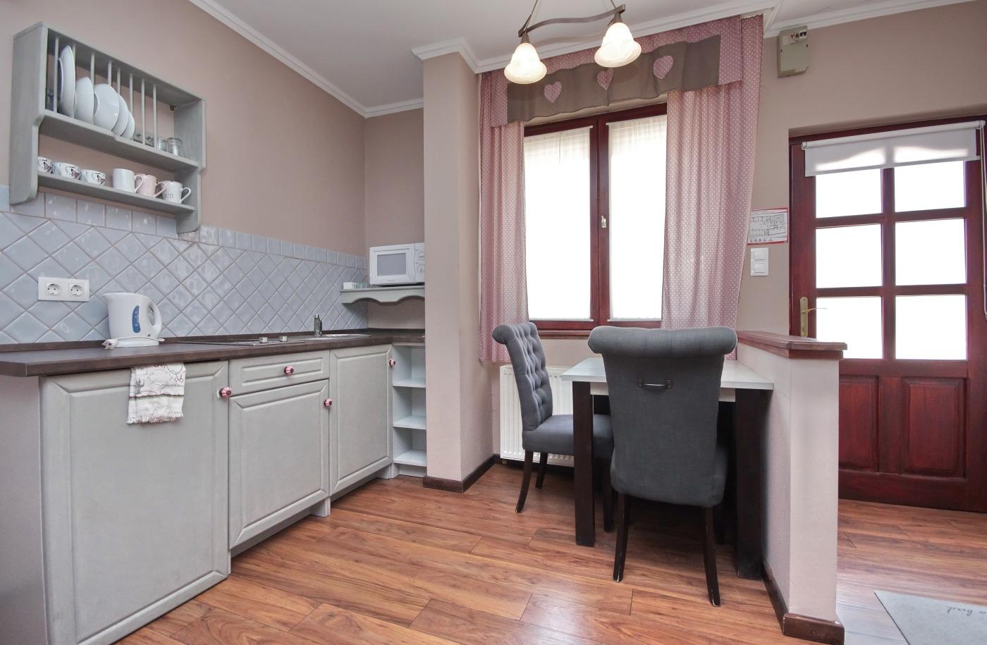 2 földszinti apartman
